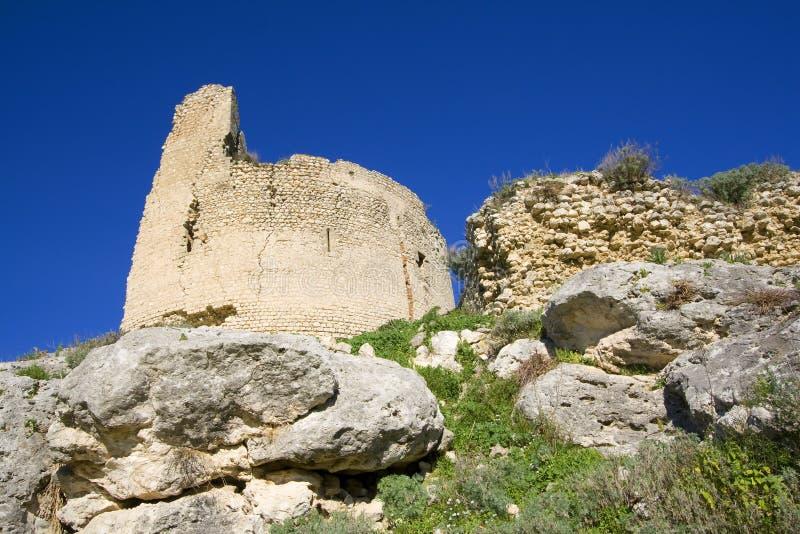 城堡mongialino s 库存图片