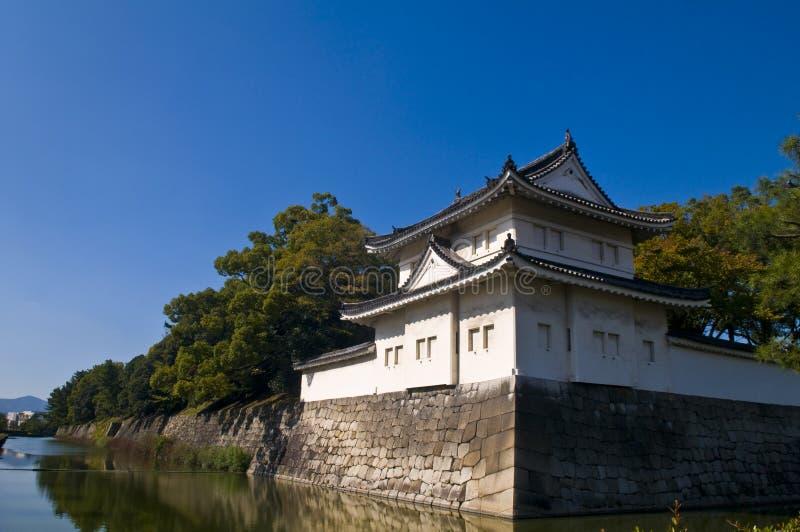 城堡nijo 库存图片