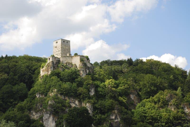 城堡wellheim 图库摄影