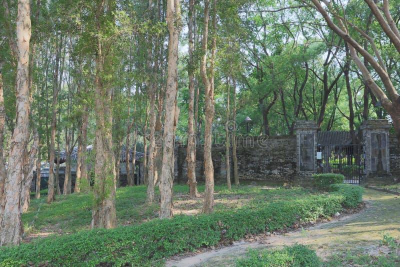 城寨公园在香港,中国 库存照片