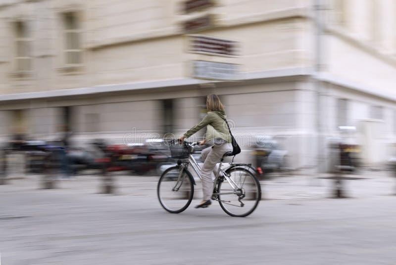 城市乘驾 免版税库存图片