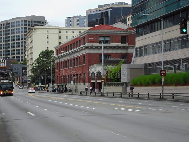 城市交通 库存照片