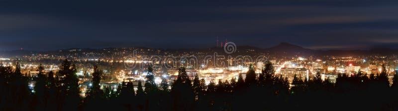 城市全景地平线 图库摄影