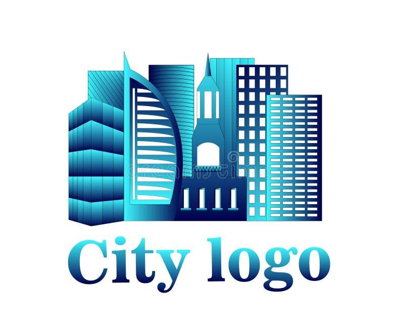 城市商标 库存图片