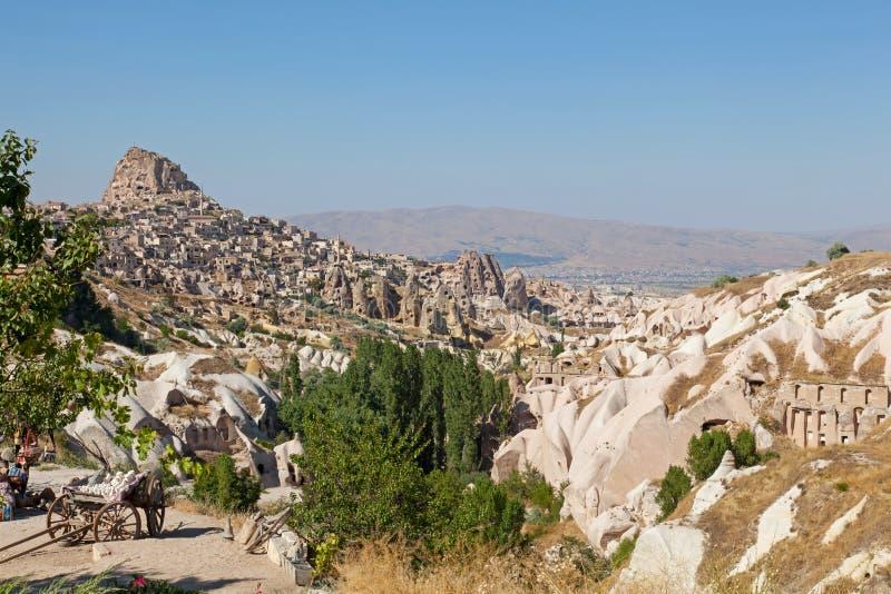 Download 洞城市在Cappadocia,土耳其 库存照片. 图片 包括有 砂岩, 横向, 被分析的, 本质, 旅游业 - 30335766