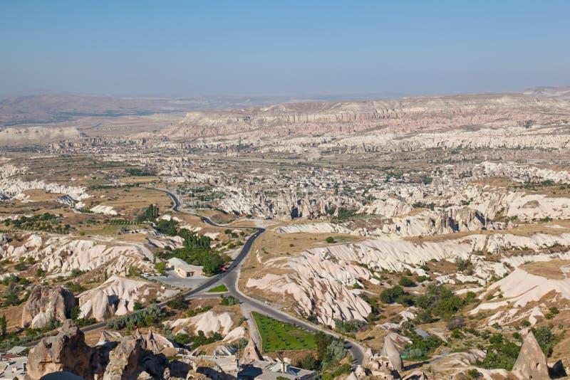 Download 洞城市在Cappadocia,土耳其 库存照片. 图片 包括有 岩石, scenics, 国家(地区), 被分析的 - 30336160