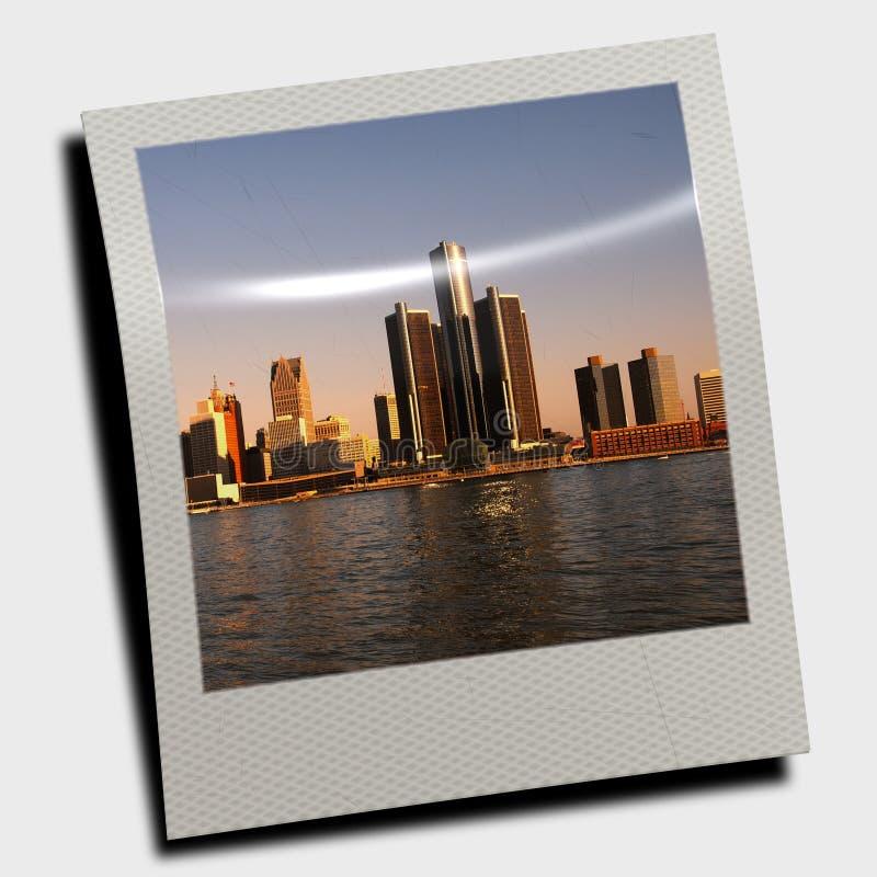 城市地平线 图库摄影