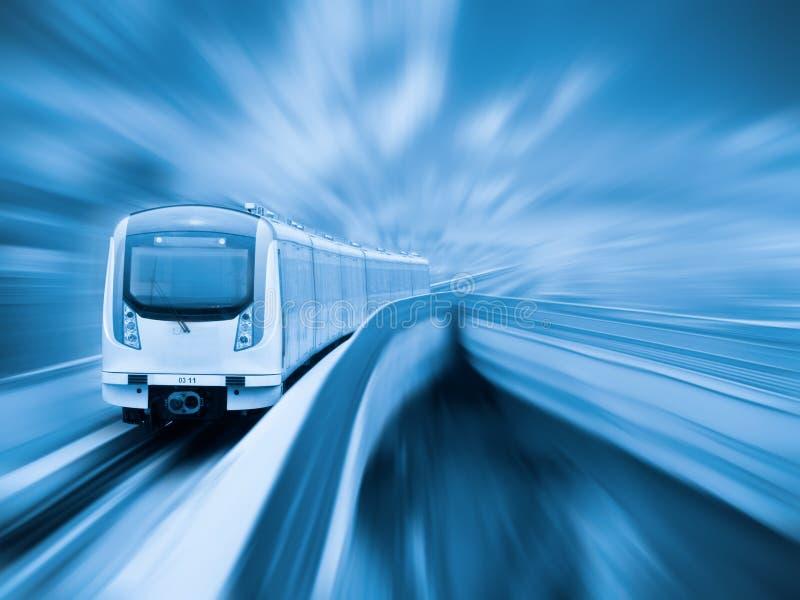 城市地铁 免版税库存图片
