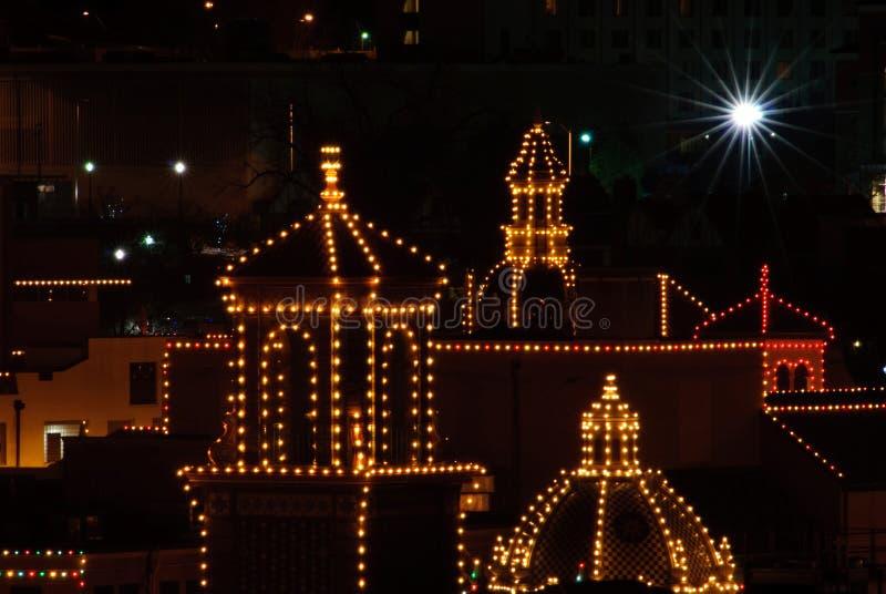 城市堪萨斯 免版税图库摄影
