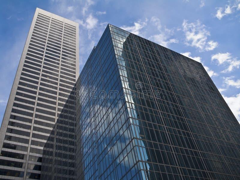 城市大厦 免版税库存图片