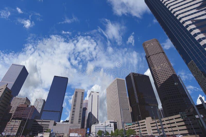 城市大厦 库存照片