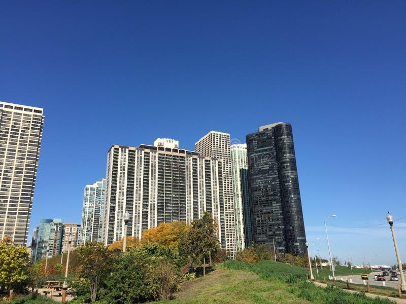 城市大厦 免版税图库摄影