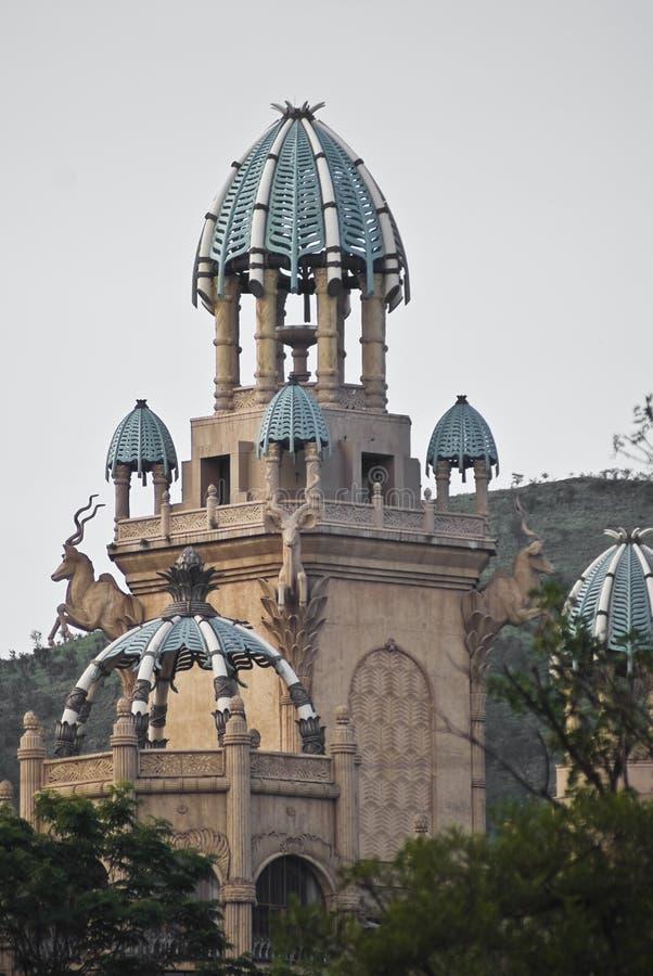城市失去的宫殿 图库摄影
