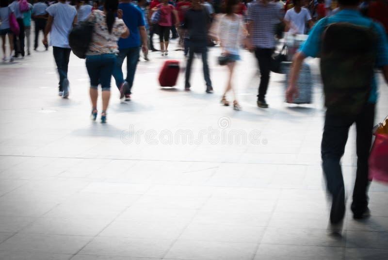 城市居民 免版税库存图片