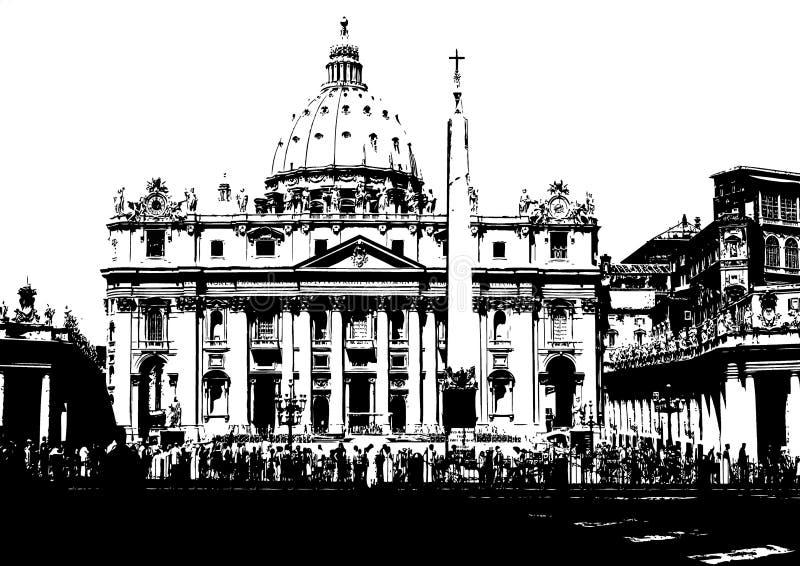 城市意大利罗马梵蒂冈