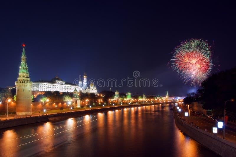 城市日莫斯科 图库摄影