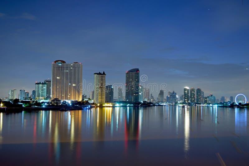 城市曼谷 库存照片