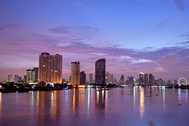 城市曼谷 免版税库存图片
