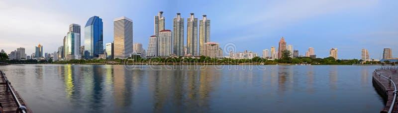 城市曼谷 免版税库存照片