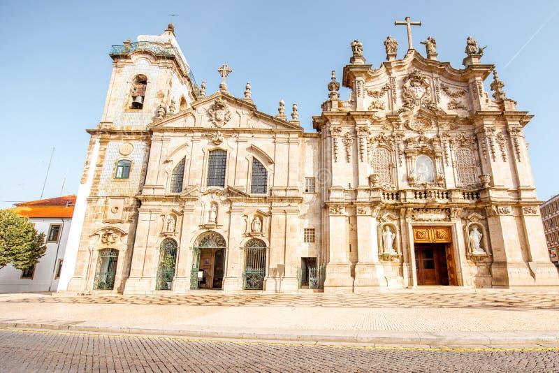城市波尔图葡萄牙 免版税图库摄影