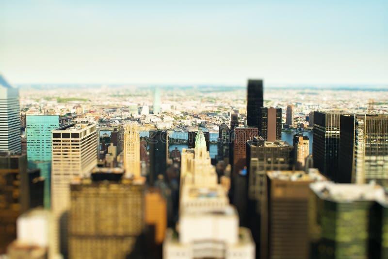 城市玩具 免版税库存照片