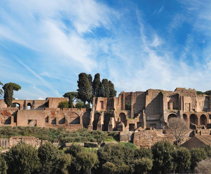 城市老罗马 库存照片