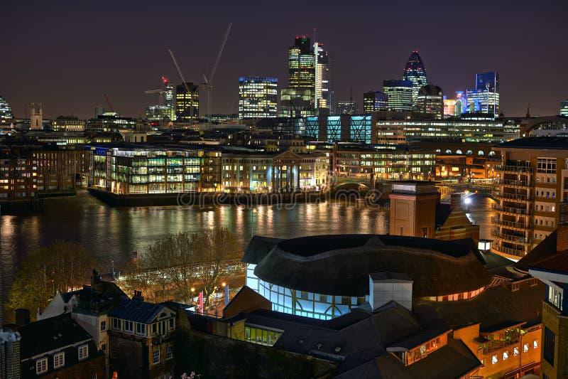 城市英国欧洲地球伦敦剧院英国 库存照片