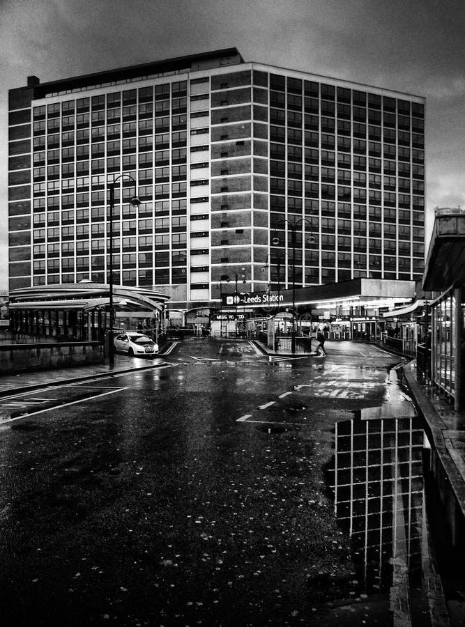 城市议院利兹2014年 图库摄影