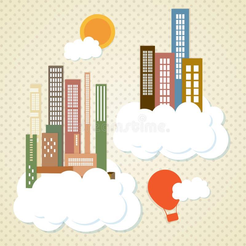 Download 城市象 向量例证. 插画 包括有 抽象, 布琼布拉, 场面, 城市, 五颜六色, 概念, 当代, 行动, 运输 - 30330620