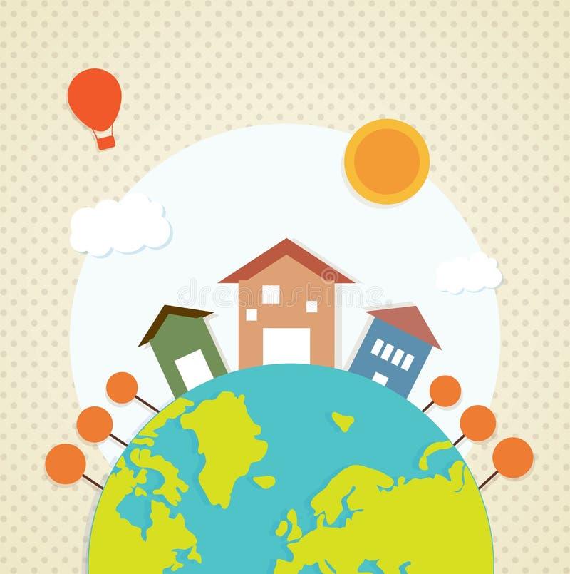 Download 城市象 向量例证. 插画 包括有 概念, 街市, 日落, 大城市, 驱动, 城市, 天空, 五颜六色, 地区 - 30330647