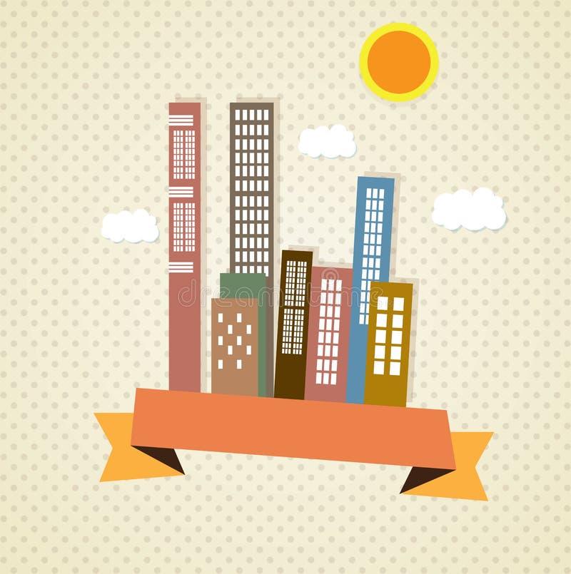 Download 城市象 向量例证. 插画 包括有 拱道, 都市风景, 概念, 例证, 旅行, 布琼布拉, 通风, 结构, 图标 - 30330735