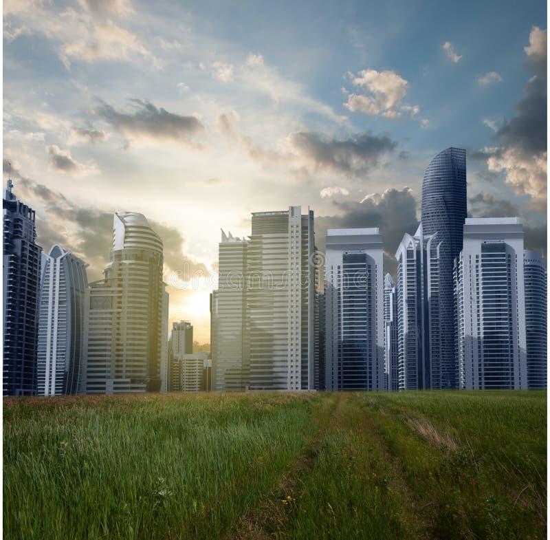 城市 概念 免版税库存图片