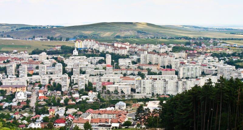 城市ii视图 库存照片
