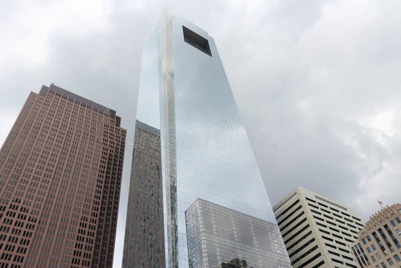 费城康卡斯特中心 库存照片