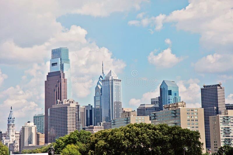 费城 库存图片