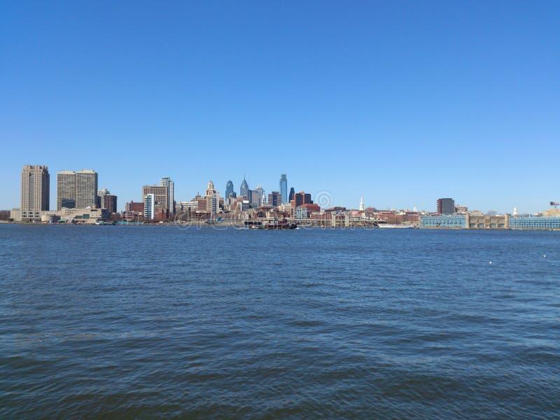 费城 免版税图库摄影