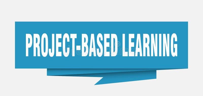 基于项目的学会 库存例证