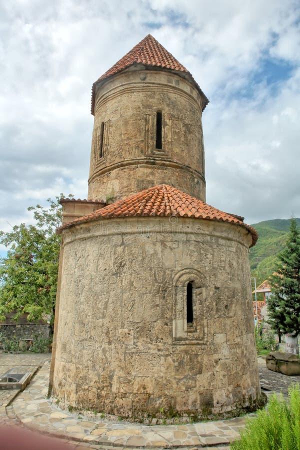 基什岛教会  图库摄影