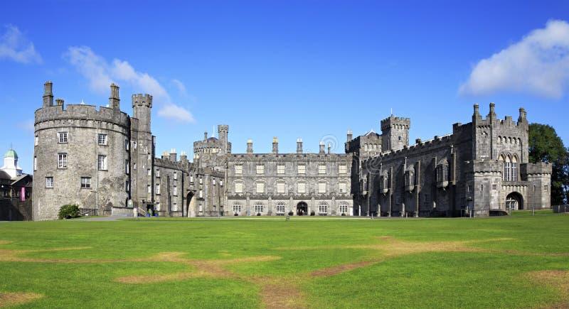 基尔肯尼城堡 库存照片