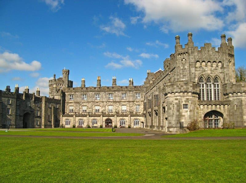 基尔肯尼城堡14 免版税图库摄影