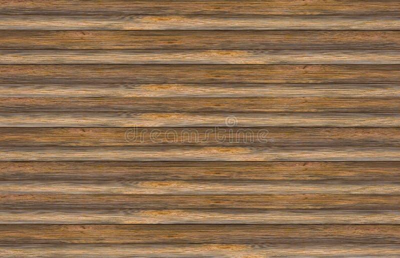 基本的木光取笑了水平线被风化的光米黄土气基本的设计作用 免版税库存照片