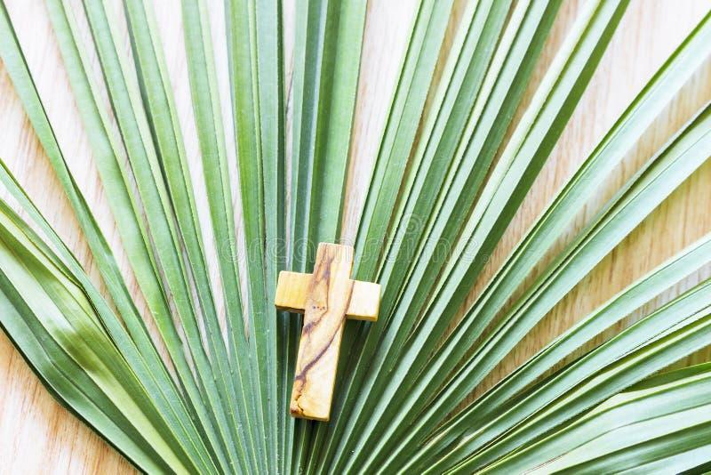 基督受难日概念:耶稣基督在十字架上钉死的例证在基督受难日的 免版税库存图片