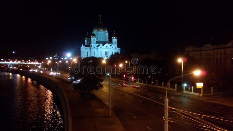 基督大教堂救主(莫斯科) 图库摄影