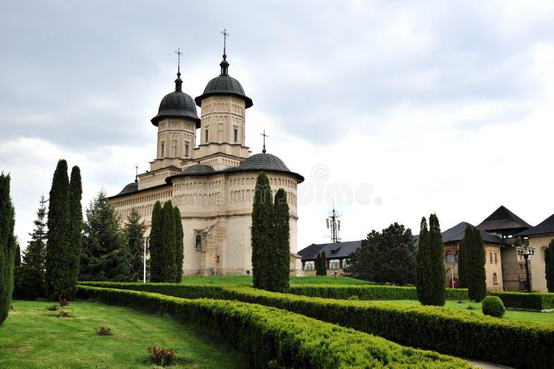 基督徒修道院ortodox 免版税库存图片