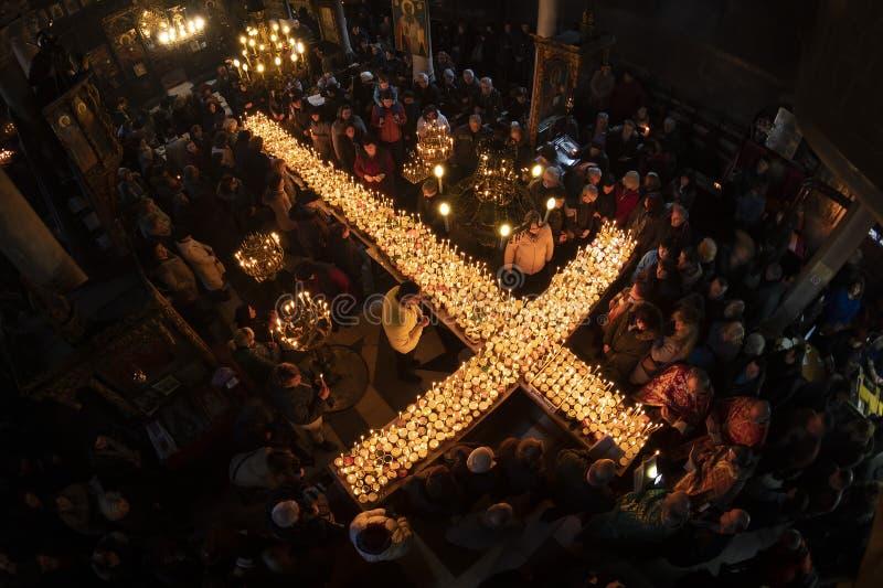 基督徒礼节蜂蜜 免版税库存图片