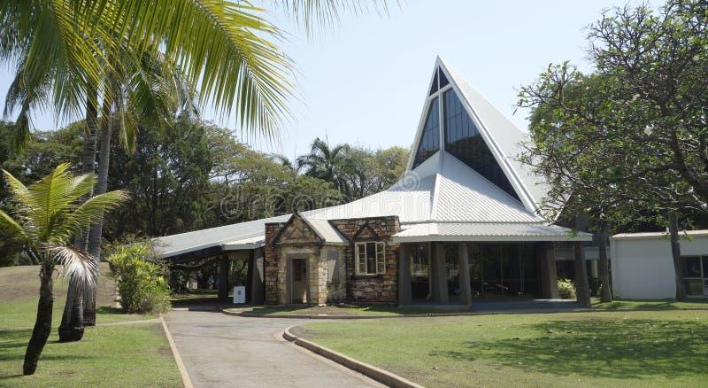 基督教会大教堂,达尔文 免版税库存图片