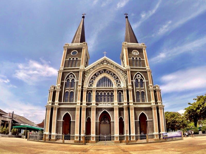 基督教会 图库摄影