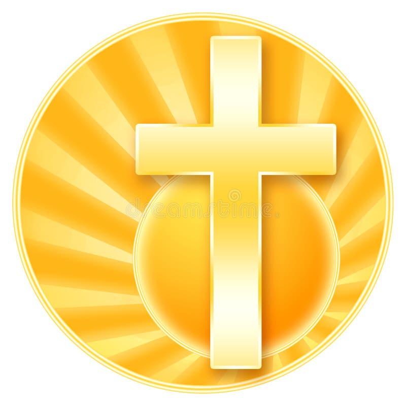 基督教 向量例证
