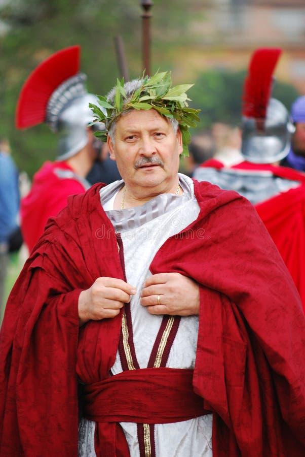基础罗马 免版税库存照片