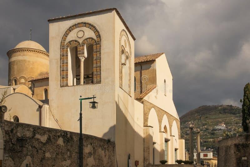 基耶萨圣乔瓦尼德尔托罗 拉韦洛 坎帕尼亚 意大利 库存照片
